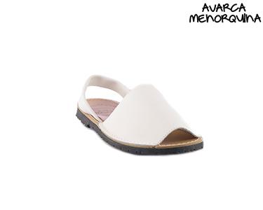 Sandálias Menorquinas | Branco