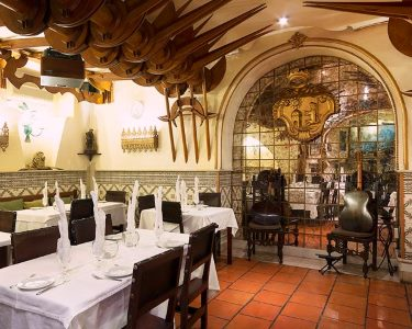 Jantar Romântico & Fado para Dois | Taverna d´el Rey - Alfama
