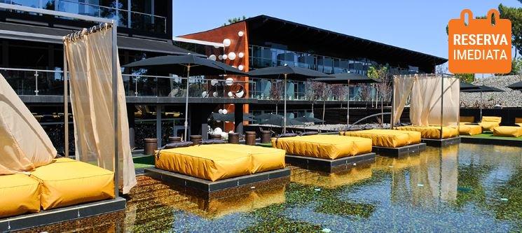 Evidência Belverde Atitude Hotel 4* | Férias de Sonho c/ Praia, Piscina e SPA