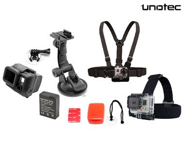 18 Acessórios Compatíveis com a sua GoPro