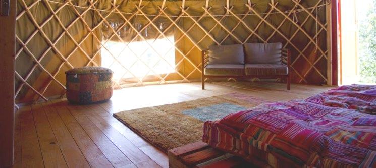 Quinta de São José dos Montes | Ferreira do Zêzere - 2, 3 e 5 Noites em Yurts