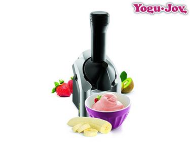 Máquina de Fazer Gelados de Iogurte | Cremoso e Refrescante