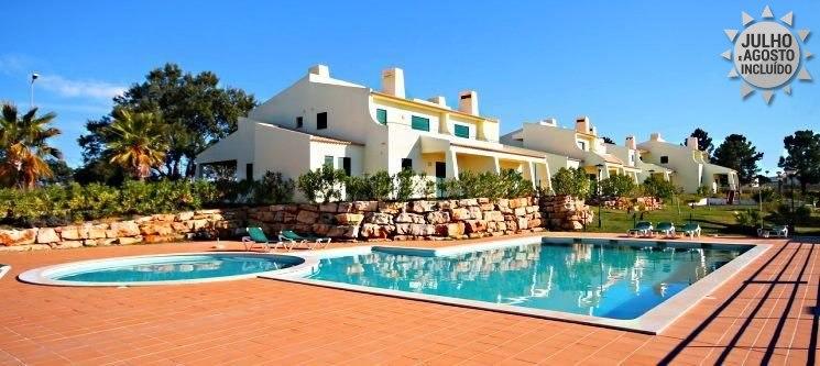 Férias no Algarve - Galé! 2 a 7 Nts em T1 até 4 Pessoas no Resort Glenridge