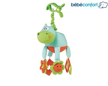 Peluche Hippo Clip-On e Vibração   Bébé Confort®