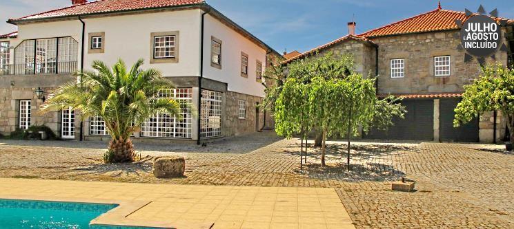 Douro Inesquecível - Noite c/ Jantar ou Passeio a Cavalo na Casa do Redondo