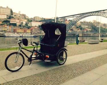 Romance nas Margens do Douro | Passeio em Riquexó para Dois