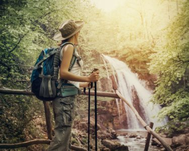 Waterfall Trek no Parque Nacional da Peneda - Gêres | 1 a 8 Pessoas