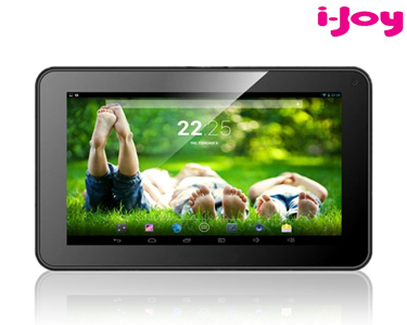 Tablet I-joy 4GB | Android 4.2.2 | Preto