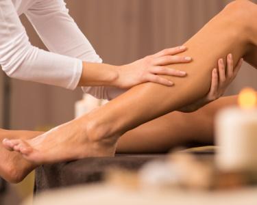 Massagem Premium para Pernas Cansadas - 45 min | Saldanha