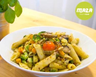 Tudo Incluído para Dois - Menu Itália by Chef Amaya Guterres | MAZA