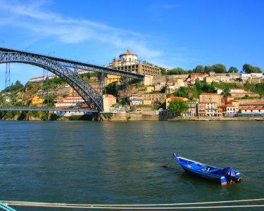 Cruzeiro das Seis Pontes para Dois - 50 Min. | Douro, Património Mundial!