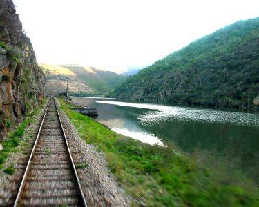 Subida de Barco e Descida de Comboio a Dois + Almoço | 10h | Porto-Régua