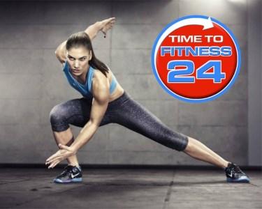 Livre-Trânsito Ginásios Time to Fitness 24 | 1 ou 3 Meses | 24h/dia | 5 Locais