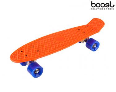 Skate Boost  com 4 rodas | Leve & Fácil de Dominar
