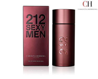 Perfume Carolina Herrera® Sexy Men EDT | 50ml