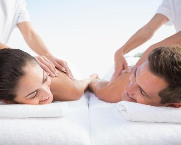Massagem Romântica a Dois c/ Mini Facial | 1 Hora | Templo de Gaya