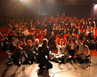 Workshop Stand Up a 2 | Lisboa