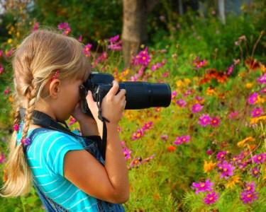 Workshop de Iniciação à Fotografia p/ Jovens a partir dos 14 anos | 4h