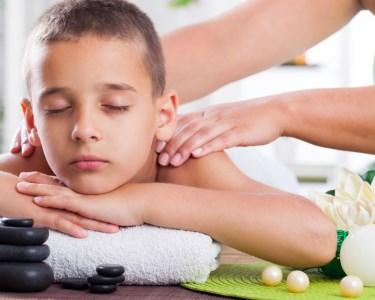 Para Príncipes e Princesas: Massagem e Rebuçados | Templo de Gaya