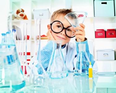 Cientistas por um Dia! Workshop p/ 1 ou 2 Crianças | 2h | Gaia