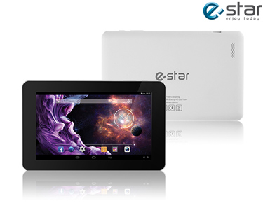 Tablet eSTAR Beauty HD Quad 7' | 8GB Branco