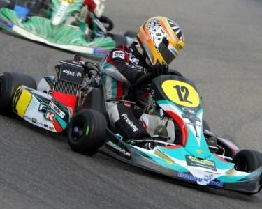 Adrenalina a Fundo num Kart de Competição | Kartódromo de Braga