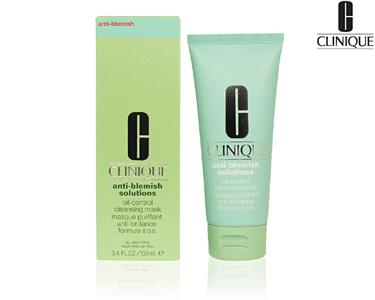 Máscara de Limpeza para Pele Oleosa 100 ml | Clinique®