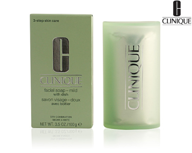 Sabonete Facial 100gr | Clinique®