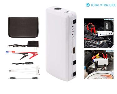 Bateria Power Bank para Automóvel, Smartphones & Computadores