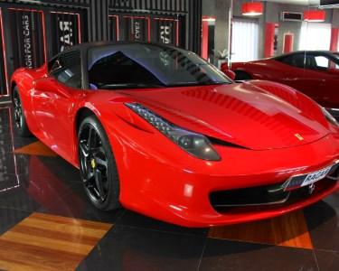 Luxury Driving Experience: Ferrari 458 ou Lamborghini Gallardo | 1h10