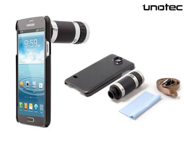 Lente Objectiva Zoom 8x | Samsung Galaxy