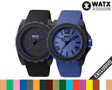 Relógio Watx & Colors® Men   Escolha o Seu