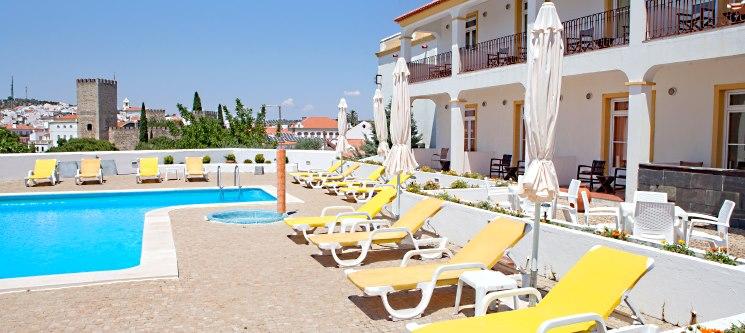 Hotel Convento d´Alter 4* | Alentejo Inesquecível - 1 a 5 Noites c/ Jantar