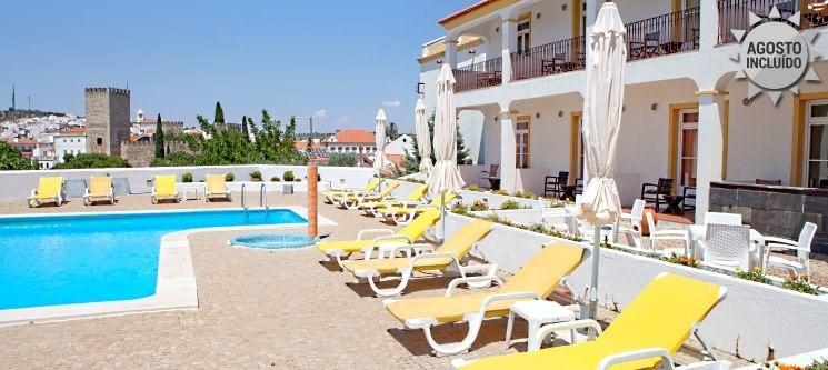 Alentejo! 1 a 5 Noites de Verão com Jantar | Hotel Convento dAlter 4*