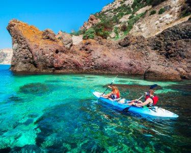 Passeio Apaixonante de Kayak a Dois | Oeiras ou Amora | 2 Horas