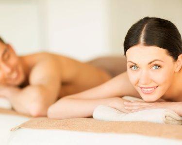 Programa Relax com Massagem + Sessão Reiki | 2 Pessoas | Lotus Terapias