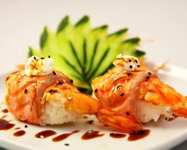 48 Peças & Sangria de Espumante | 2 ou 4 Pessoas - Honorato Sushi
