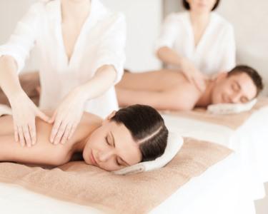Um Momento a Dois: Massagem de Relaxamento + Ritual Chá | Laranjeiras