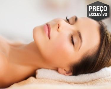 Spa Facial com Radiofrequência ou Peeling + Massagem + Hidratação | 45 Minutos | Rato
