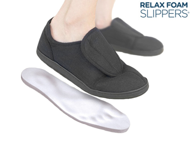 Pantufas Viscoelásticas Relax Foam