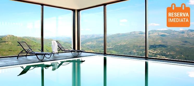 Casa do Mezio - Nature Hotel 4*   Visite o Gerês & Relaxe num Spa Único!