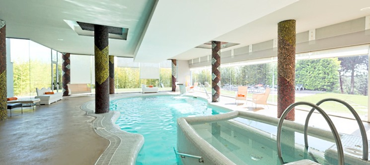 Exe Penafiel Park Hotel & Spa 4* | 1 a 5 Noites de Romance com Piscina Interior e Sauna