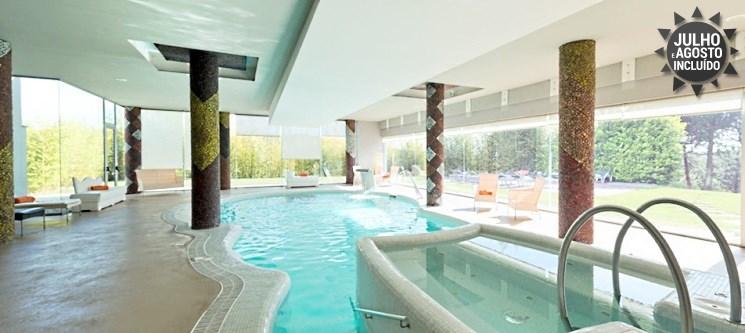Exe Penafiel Park Hotel & Spa 4* | 1 a 5 Noites de Romance c/ Piscina Interior e Sauna