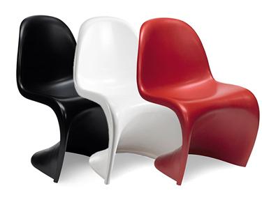 Cadeira Estilo Phantom | Cores à Escolha