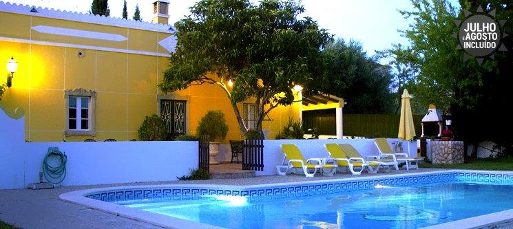 Férias no Algarve! 1 a 5 Noites Relaxantes no Monte dos Avós