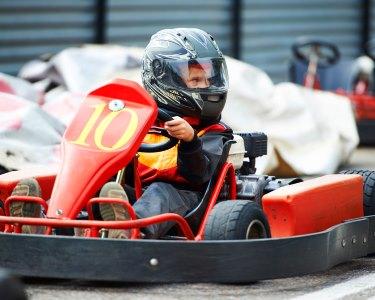 Pronto para Adrenalina? Experiência Kart Indoor | Barreiro