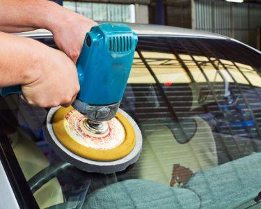 Carro Impecável! Polimento + Impermeabilização de Vidros | Dry CarWash