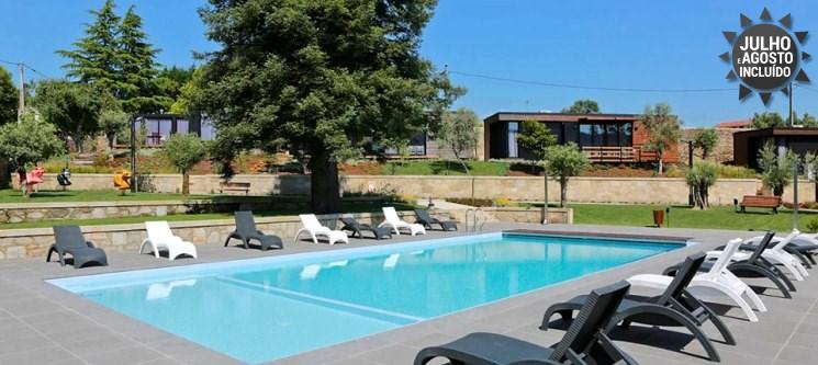 Prazer da Natureza Resort & Spa 4*   2 a 7 Noites de Verão em Villas