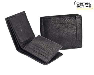 Carteira Camel Active® Tradicional   7 Porta Cartões