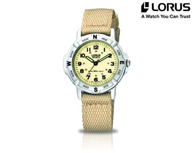 Relógio Lorus® Criança | RRS07QX